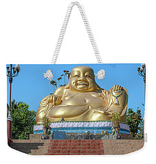 Wat Piyaram Wealth Luck Buddha Shrine Dthcm1233 Weekender Tote Bag