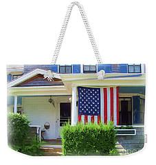 Watch Hill Ri Cottage Weekender Tote Bag by Joan Hartenstein