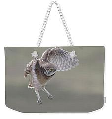 Watch Me Now. Weekender Tote Bag