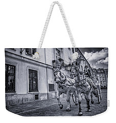 Watch Out Weekender Tote Bag