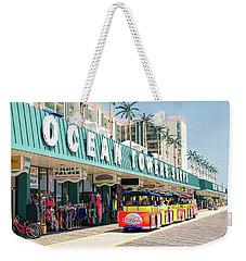 Watch The Tram Car - Wildwood, Nj Weekender Tote Bag