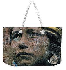 Watchful Eyes #1 Weekender Tote Bag by Ed Hall