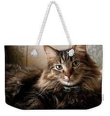 Watching Weekender Tote Bag by Dale Kincaid