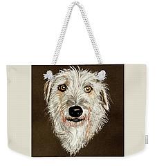 Watching Eyes Weekender Tote Bag by Hazy Apple