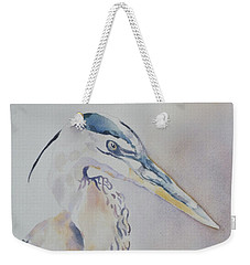 Watching Weekender Tote Bag by Mary Haley-Rocks