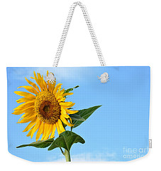 Watching Over Life Weekender Tote Bag by Angela J Wright