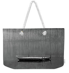Weekender Tote Bag featuring the photograph Watching The Chicks Go By by Jeffrey Jensen