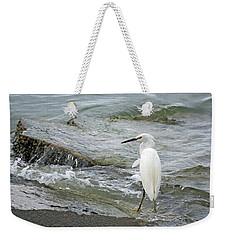 Watching The Tide Come In Weekender Tote Bag