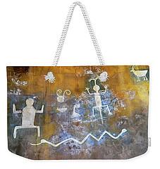 Watchtower Rock Art  Weekender Tote Bag