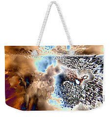 Water Abstract 9 Weekender Tote Bag