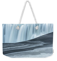 Weekender Tote Bag featuring the photograph Water And Ash by Dustin LeFevre