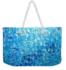 Water And Light 2016 Weekender Tote Bag