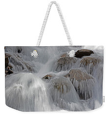 Water And Stone- Dance Of The Elements Weekender Tote Bag
