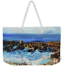 Water Catcher Weekender Tote Bag