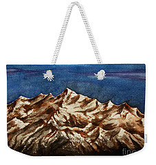 Water Color-6 Weekender Tote Bag