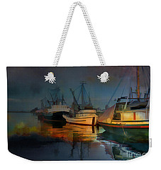 Water Colour Weekender Tote Bag