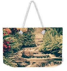Water Creek Weekender Tote Bag by Sheila Mcdonald