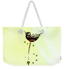 Water Drop #9 Weekender Tote Bag