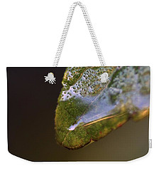 Water Droplet V Weekender Tote Bag by Richard Rizzo
