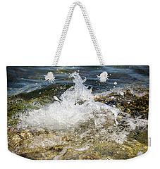 Water Elemental Weekender Tote Bag