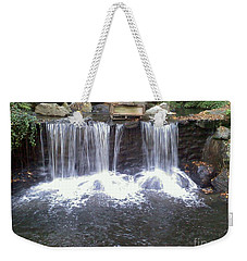 Water Fall  Weekender Tote Bag
