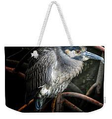 Water Fowl Iv Weekender Tote Bag