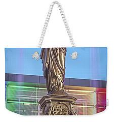 Water Genius 2 Weekender Tote Bag