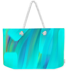 Water Weekender Tote Bag by George Pedro
