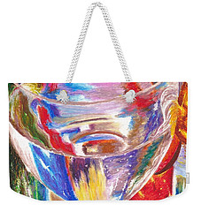 Water Glass Weekender Tote Bag