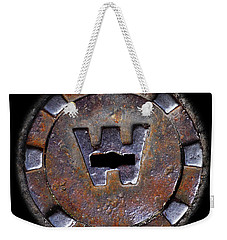 Water Hole 3 Weekender Tote Bag