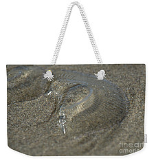 Water Jelly Fish Weekender Tote Bag