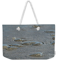 Water Jelly Fish On Coast Of Oregon Weekender Tote Bag