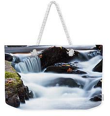 Water Like Mist Weekender Tote Bag