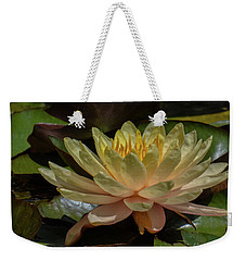 Water Lilly 1 Weekender Tote Bag