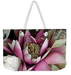 Water Lily - Seerose Weekender Tote Bag