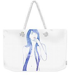 Water Nymph C Weekender Tote Bag