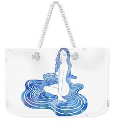 Water Nymph Cii Weekender Tote Bag