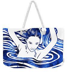Water Nymph Iv Weekender Tote Bag