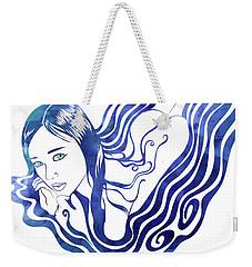 Water Nymph Ix Weekender Tote Bag