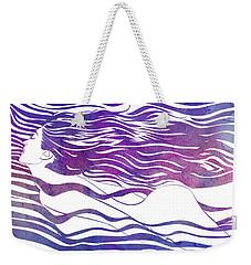 Water Nymph Vi Weekender Tote Bag