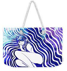 Water Nymph Vii Weekender Tote Bag