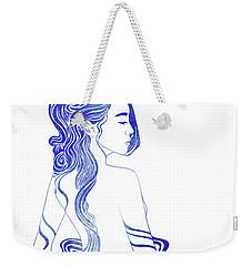 Water Nymph Xv Weekender Tote Bag