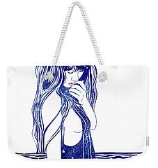 Water Nymph Xvi Weekender Tote Bag