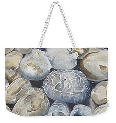 Water Of Pebbles Weekender Tote Bag