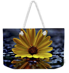 Water On Glass Weekender Tote Bag