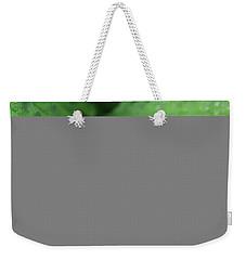 Water On The Fronds Weekender Tote Bag