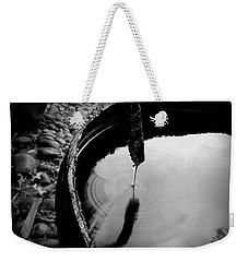 Water Rings Weekender Tote Bag