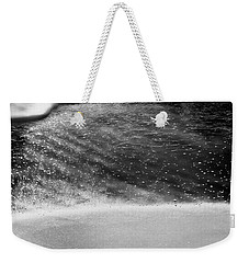 Water Ripples 1 Weekender Tote Bag