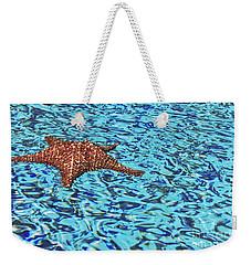 Water Ripples Weekender Tote Bag