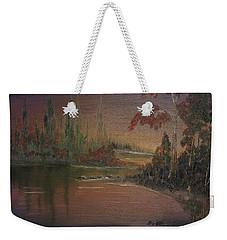 Water Scene 1 Weekender Tote Bag